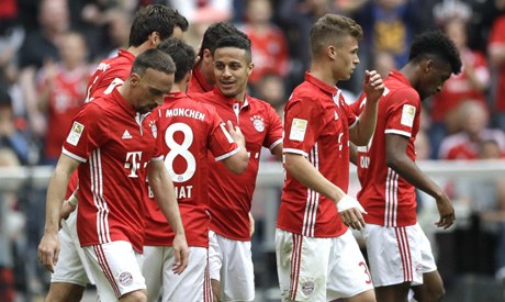 Bayern injuries a major concern ahead of Dortmund clash