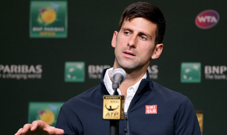 Davis Cup: Djokovic gives Serbia 1-0 lead over Spain class=