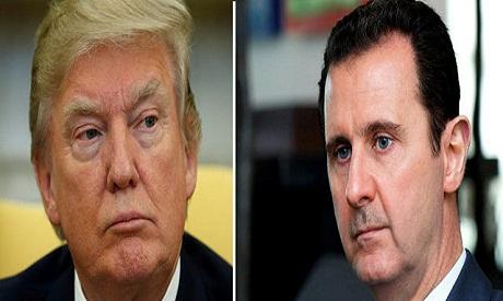 Bashar & Trump
