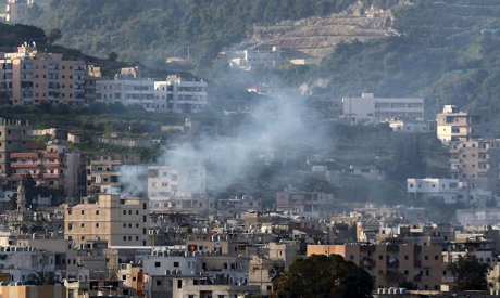 Fighting intensifies in Palestinian refugee camp in Lebanon