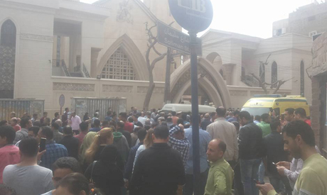Tanta church attack (Twitter) http://english.ahram.org.eg