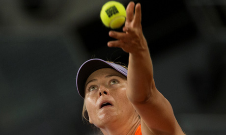 Reports Maria Sharapova To Be Offered Wildcard For UK Event