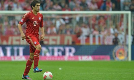 Bayern's Martinez out for rest of the season