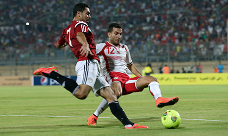 Egypt VS Tunisia (Reuters)