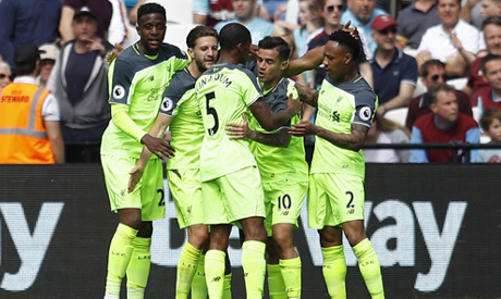 Georginio Wijnaldum: Champions League qualification will launch new Liverpool era