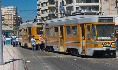Alexandria tram