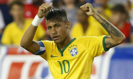 Neymar gets break from Brazil during friendlies in Australia