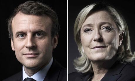 Le Pen and Macron square off tonight in showdown TV debate