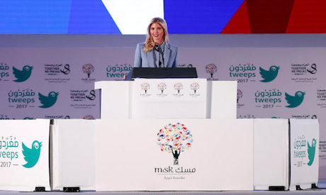 UAE and Saudi Arabia to donate $100m to Ivanka Trump fund