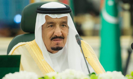 "King Salman ""AFP"""