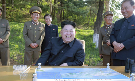 South Korea fires warning shots at North Korea over 'unidentified flying object'