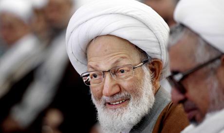 Sheik Isa Qassim, Bahrain