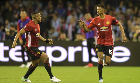 Ajax v Manchester (Reuters)