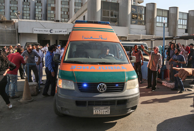 PHOTO GALLERY: Aftermath of deadly attack on buses of Coptic pilgrims in Minya