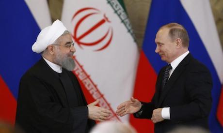 Iran, Russia