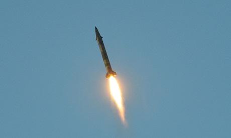 North Korea fires short-range ballistic missile