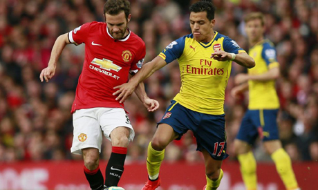 Arsenal v Manchester United live steam online, team news and predicted XIs