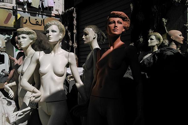 mannequin proj