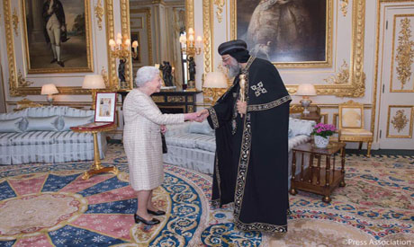British Royal and Tawadros