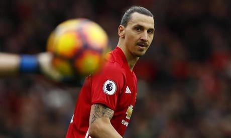 Zlatan Ibrahimovic wants to remain at Manchester United next season