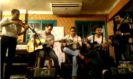 The Gypsy Jazz Project