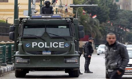 Cairo Police