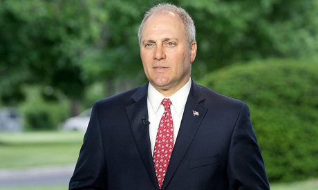 Scalise Critical as Shooting Stokes Fears of Rhetoric-fueled Violence