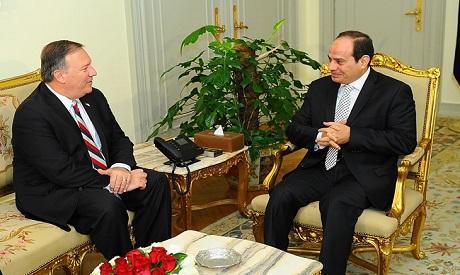 Sisi-CIA director