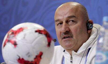 Russia Coach