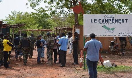 Le Campement Kangaba