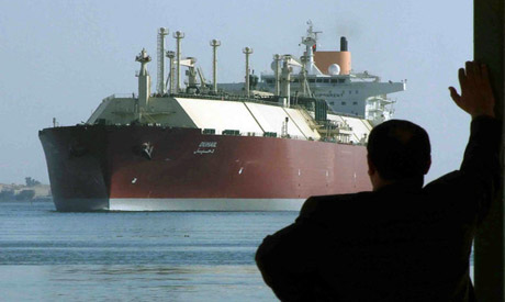Qatar LNG Reuters