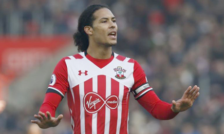 Liverpool apologizes to Southampton over Van Dijk links