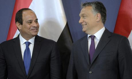 Sisi and Orban