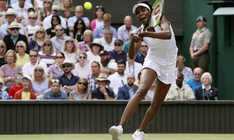 Venus Williams of the United States (AP)