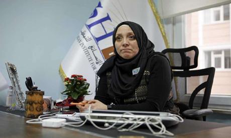 Syrian Rania Kiser