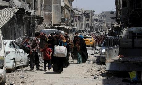 Iraqi civilians