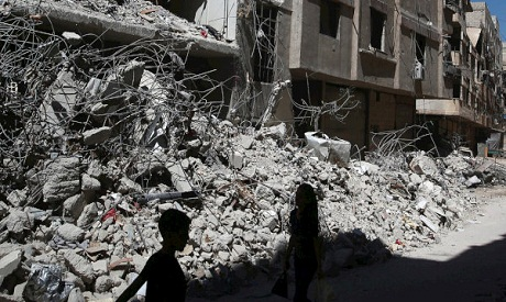 Russia: Boundaries of Ghouta 'safe zone' determined