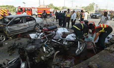 Lahore attack