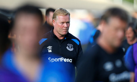 Barkley will 100 per cent leave Everton - Koeman