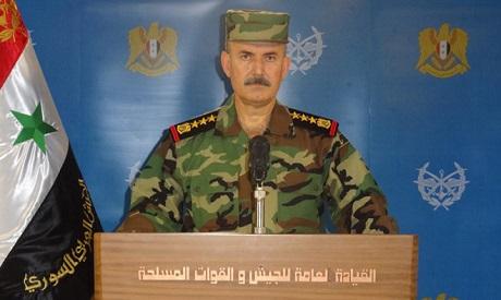 Syrian general