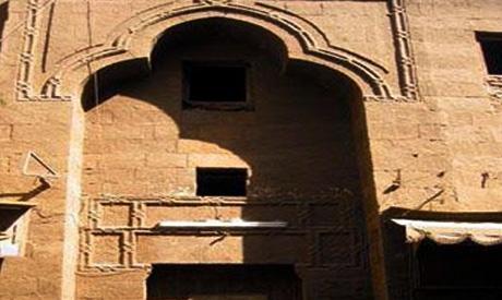 Ottoman-era Cairo mosque (Al-Ahram)