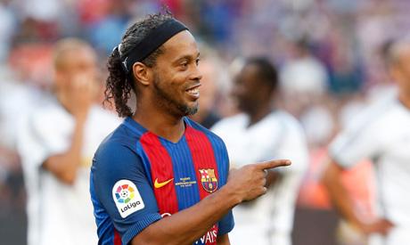Former Barcelona