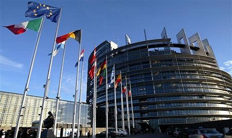 File picture shows European Union member states
