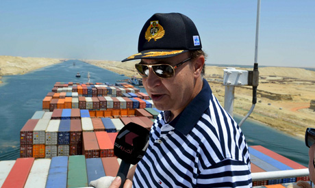 Egypt Bans Qatari Ships Docking in Suez Canal