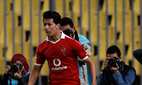 Egyptian striker Amr Gamal has joined us on a 1 year loan from Al Ahly (Al-Ahram)