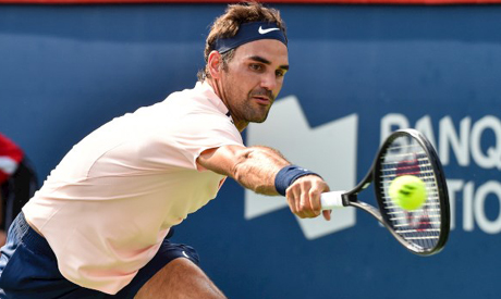 ATP Tour round-up: Roger Federer through in Rogers Cup