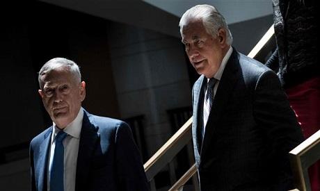Mattis, Tillerson