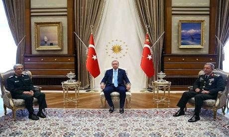 Erdogan , Bagheri