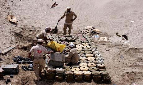Yemeni military