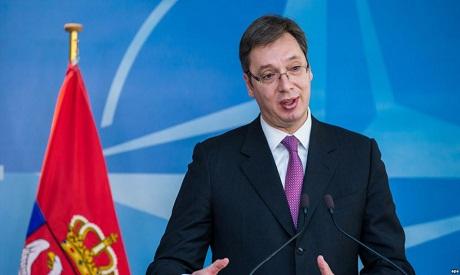 President Aleksandar Vucic